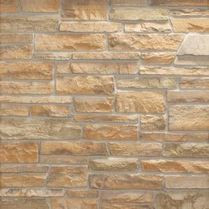 Pacific Ledge Stone Sonrisa Flats 150 sq. ft. Bulk Pallet Manufactured Stone