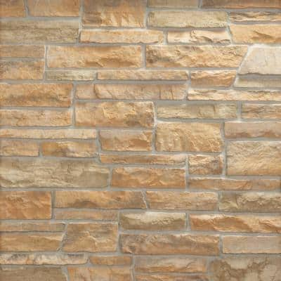 Pacific Ledge Stone Sonrisa Flats 150 sq. ft. Bulk Pallet Manufactured Stone