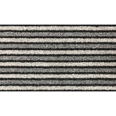 Graphite 36 in. x 48 in. Sani-Mat 100% Antimicrobial Door Mat