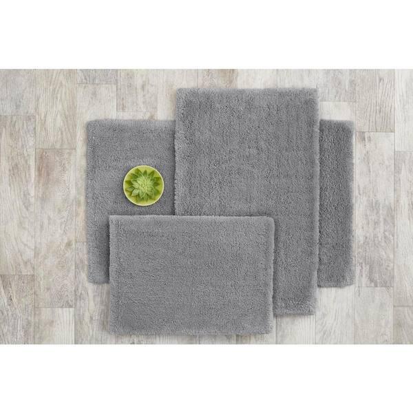 Non Skid Cotton Bath Rug Set, Home Goods Bathroom Rugs