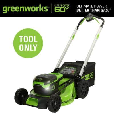 PRO 21 in. 60V Battery Cordless Self-Propelled Lawn Mower (Tool-Only)
