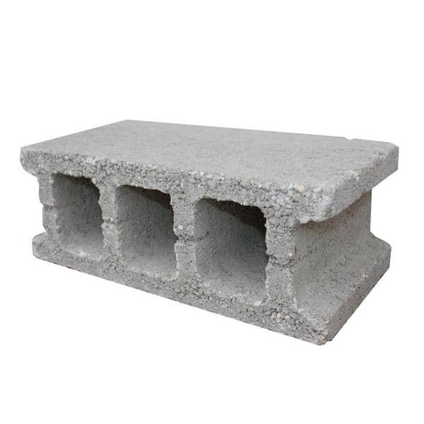 6 In X 8 In X 16 In Concrete Block Bc002 The Home Depot