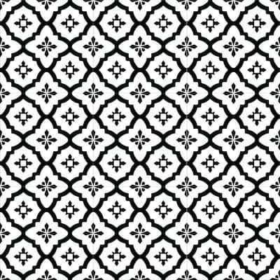 BaseCore Venetian 12 in. x 12 in. 2mm  Vinyl Peel & Stick Floor Tile (36 Tiles/36 sq.ft. per case)