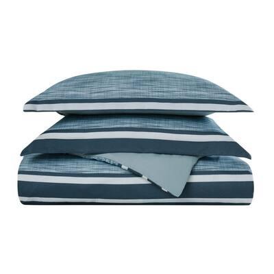 Mitchell Stripe Duvet Cover Set