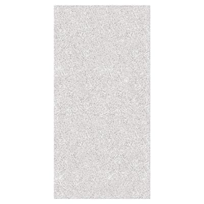 Tweed White 2 ft. x 4 ft. Ceiling Tile ( 32 sq. ft./case)