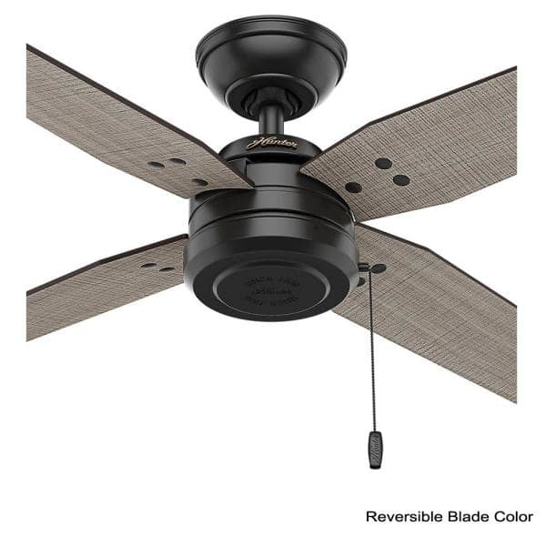 Hunter Commerce 44 In Indoor Outdoor, Home Depot Outdoor Fans Without Lights