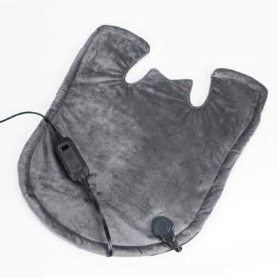 Charcoal Heated Neck and Shoulder Wrap