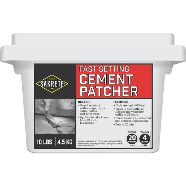 Sakrete 10 Lb Fast Setting Cement