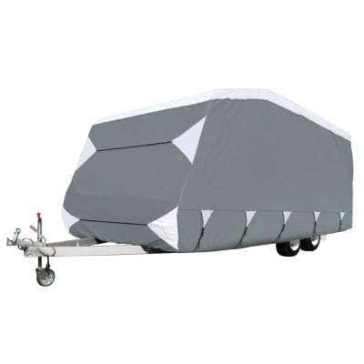 OverDrive PolyPRO 3 220.5 in. L x 100 in. W x 86.6 in. H Deluxe Caravan Cover