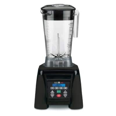 Xtreme 64 oz. 10-Speed Clear Blender with 3.5 HP, LCD Display and Programmable