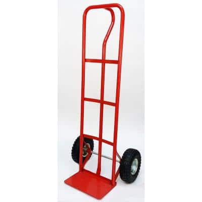 600 lbs. Capacity Medium Duty Hand Truck with 10 in. Air Tire
