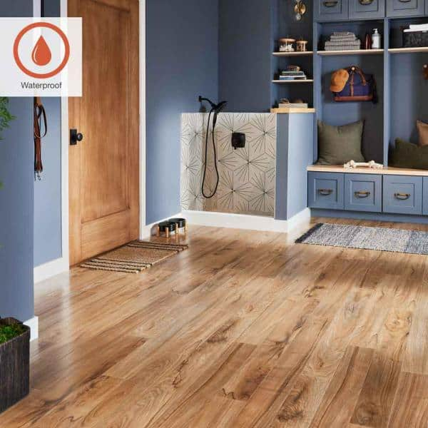 Pergo Outlast 5 23 In W Wild Natural