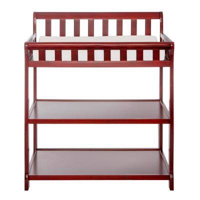 Ashton Cherry Changing Table