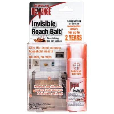 3 g Invisible Roach Bait