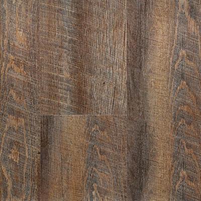 Ottoman Oak 7.20 in. Width x 60 in. Length Floating Vinyl Plank Flooring (18.01 sq. ft/case)