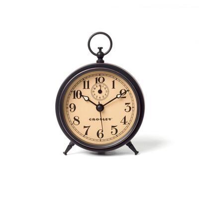 33328D- Vintage Bronze finial alarm