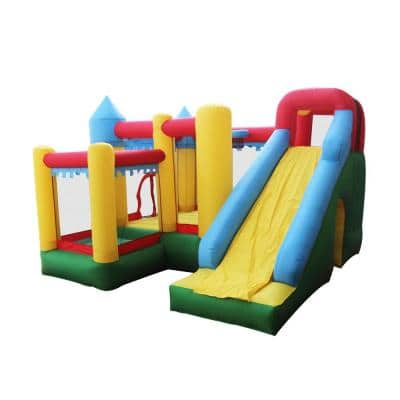 Castle Bounce House with UL Blower