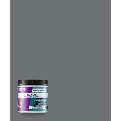 1-Pint Pewter Furniture, Cabinets, Countertops and More Multi-Surface All-In-One Interior/Exterior Refinishing Paint