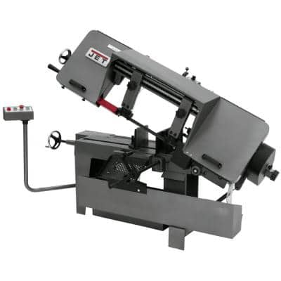10 in. x 16 in. Horizontal Bandsaw