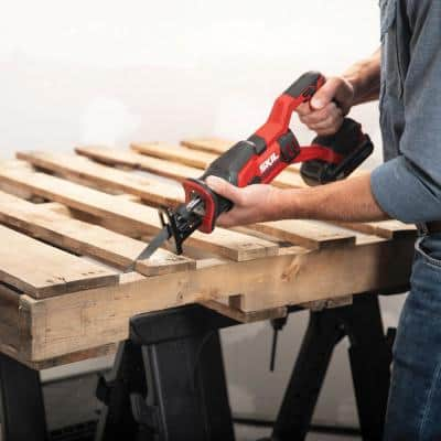 PWRCORE 20-Volt Lithium-Ion Cordless Compact Reciprocating Saw Kit