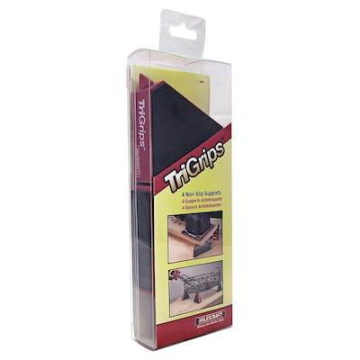 TriGrips Non-Slip Work Supports, 4-Piece