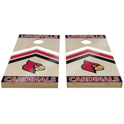 Louisville Cardinals Cornhole Set