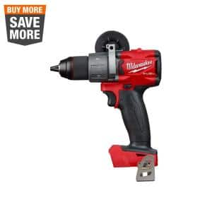 M18 FUEL 18-Volt Lithium-Ion Brushless Cordless 1/2 in. Hammer Drill/Driver (Tool-Only)