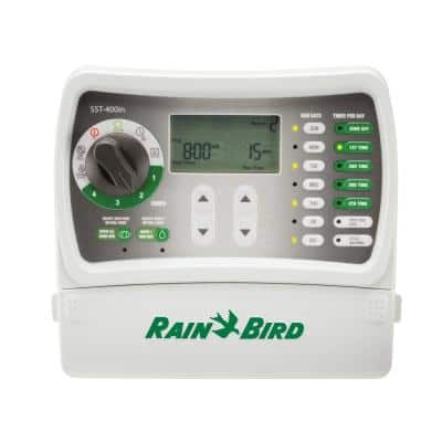 4-Station Indoor Simple-To-Set Irrigation Timer
