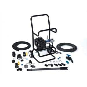 120-Volt 15 GPM 1/4 HP Utility Agricultural Chemical Pump Package
