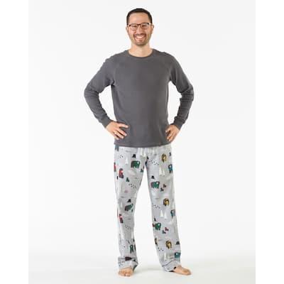 Family Flannel Company Cotton™ Men's Pajama Set in Bear