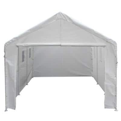 10 ft. x 20 ft. Sidewall Kit with Windows