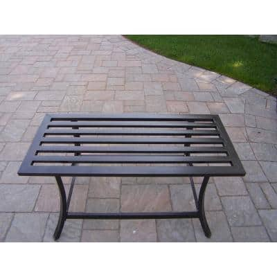 Rochester Metal Outdoor Coffee Table