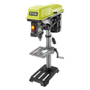 10 in. Drill Press with EXACTLINE Laser Alignment System