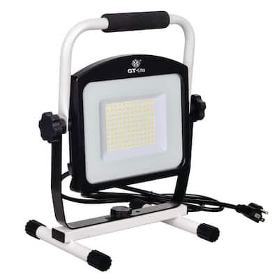 7000 Lumens LED Work Light with USB