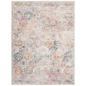 Madison Gray/Gold 8 ft. x 10 ft. Area Rug