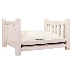 Homestead Collection Large Lacquered Pet Bed