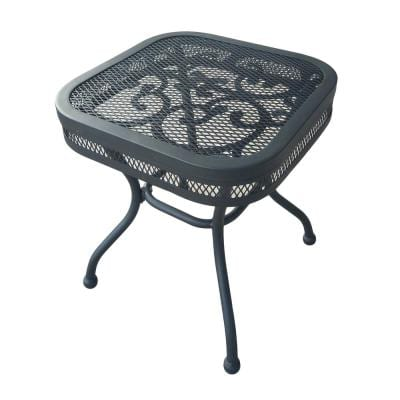 Amelia Springs Square Outdoor Side Table