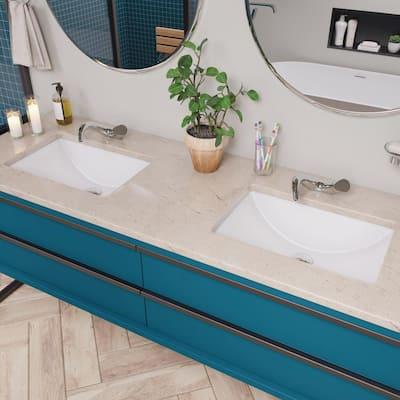 AB1572-PC Single Hole Single-Handle Bathroom Faucet in Polished Chrome