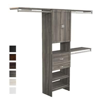 Style+ Wood Closet System