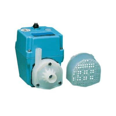 2E-N 1/40 HP Small Submersible Only Recirculating Pump