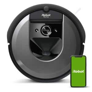 Roomba i7 Wi-Fi Connected Robot Vacuum Cleaner (7150)