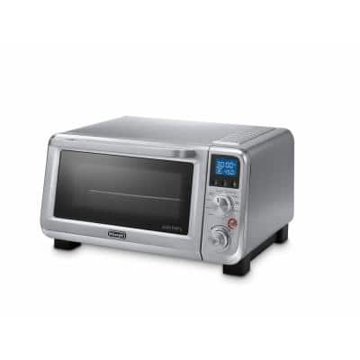 Livenza 2000 W 6-Slice Stainless Steel Toaster Oven, Convection and Air Fryer