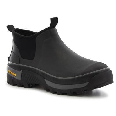 Men's Size 12 Black Neoprene Ankle Boot