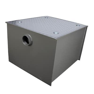Grease Interceptor Trap 200 lbs. / 100 GPM