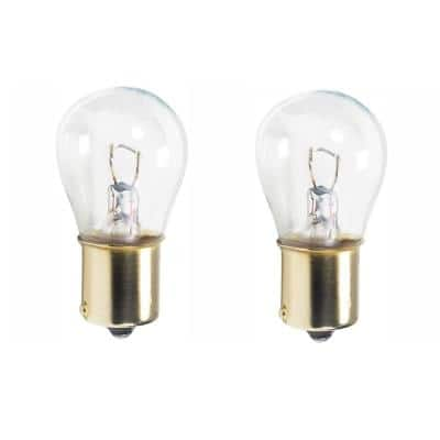 13-Watt Incandescent S8 Appliance Light Bulb (2-Pack)