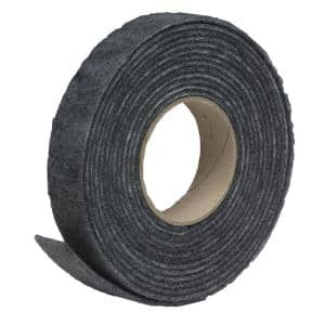 1-1/4 in. x 17 ft. Nail-On Felt Weather Seal