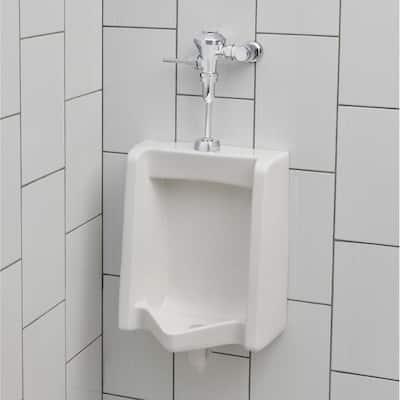 Ultima Manual Urinal 1.0 GPF Diaphragm-Type Flush Valve in Polished Chrome