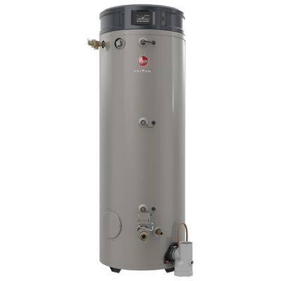 Commercial Triton Premium Heavy Duty High Eff 100 Gal. 160K BTU ULN Natural Gas ASME Power Direct Vent Tank Water Heater