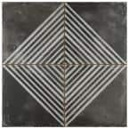 Kings Rombos 17-5/8 in. x 17-5/8 in. Ceramic Floor and Wall Tile (11.02 sq. ft./Case)