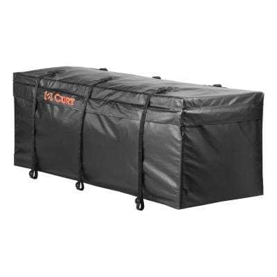 56 in. x 18 in. x 21 in. Water Resistant Hitch Cargo Bag
